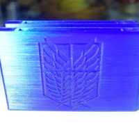 Small Video Game/Anime Themed Wallets 3D Printing 125371