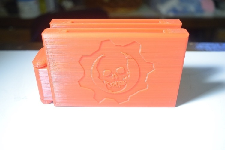 Video Game/Anime Themed Wallets 3D Print 125374