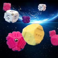 Small Space Dice Variation 4 - Diamond Joe 3D Printing 125512