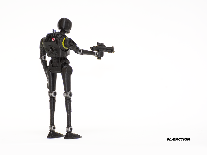 K-2S0. Improved version 3D Print 125545