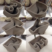 Small 3D TYPE – 12282015 3D ceramic 3D Printing 125623