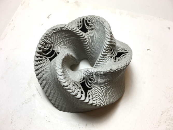 Sculpture – 01052017 3D ceramic 3D Print 125639