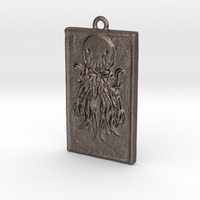 Small Stone o Cthulhu 3D Printing 125684