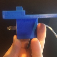 Small Iphone Outlet Shelf/platform 3D Printing 125927