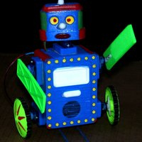 Small BillyBot 3D Printing 125940