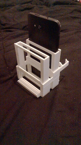 Stackable racking caddy For SSD or HDD 3D Print 126080