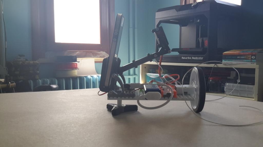 3D Printed AutoCatch 3D Scanner by TnaTmr | Pinshape