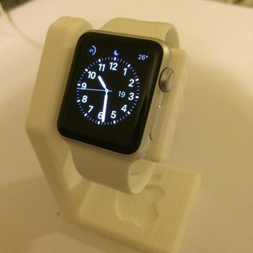 Apple Watch Charging Stand 3D Print 126141
