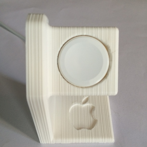 Apple Watch Charging Stand 3D Print 126142