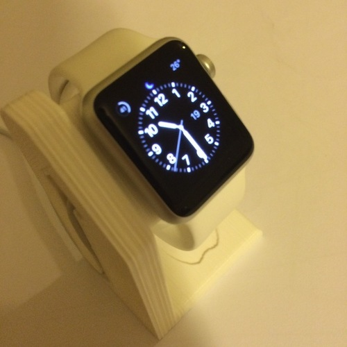 Apple Watch Charging Stand 3D Print 126144