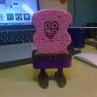 Small Sponge Rob - Sponge Holder 3D Printing 126198