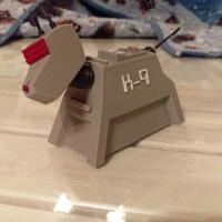 Small Dr Who K-9 3D Printing 126223