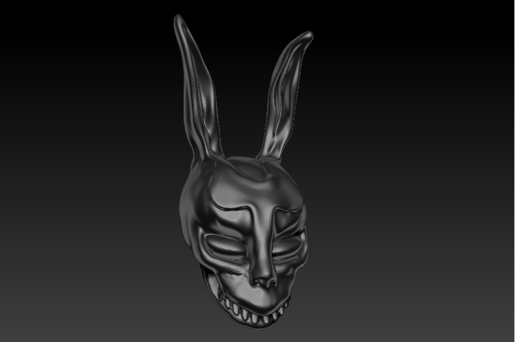 Donnie Darko's mask 3D Print 126245