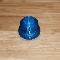 Small Ball Jar with screw lid 3D Printing 126428