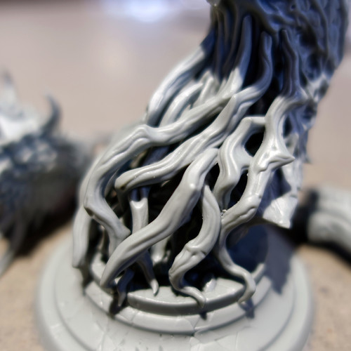 Forest Dragon 3D Print 126482