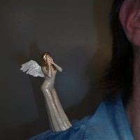 Small CONSCIENCE  (Angel on my shoulder) 3D Printing 126582