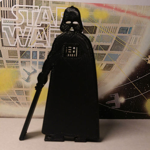 Star Wars Darth Vader 3D Print 126816
