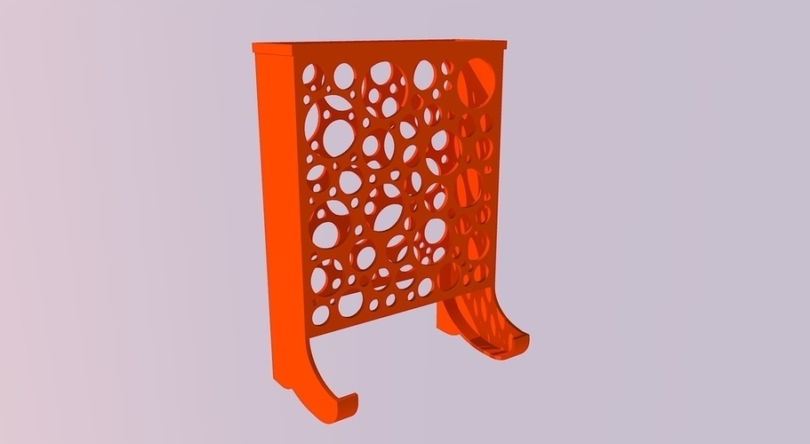 Glue Stick Rack 3D Print 127014