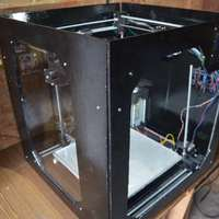 Small Low-cost 3D printer. 3D Printing 127083