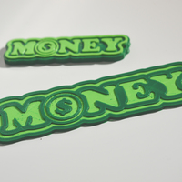 "Small ""Money - M($)ney - Money"" 3D Printing 127246"