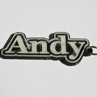"Small ""Andy"" 3D Printing 127256"