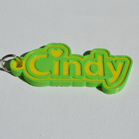 "Small ""Cindy"" 3D Printing 127511"