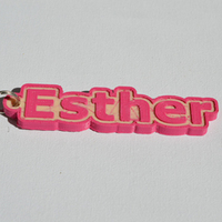 "Small ""Esther"" 3D Printing 127536"