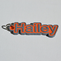 "Small ""Hailey"" 3D Printing 127554"