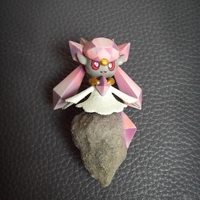 Small Diancie ♡♡ 3D Printing 127784