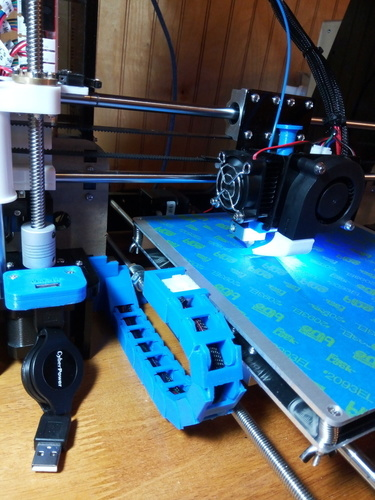 Usb 3d printer Mount 3D Print 128023