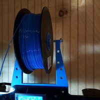Small Spool Holder 3D Printing 128026