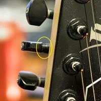 3D Printed Guitar Tuner Washer by Antonis | Pinshape