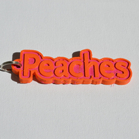 "Small ""Peaches"" 3D Printing 128169"