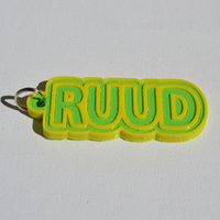 "Small ""Ruud"" 3D Printing 128196"