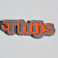 "Small ""Thijs"" 3D Printing 128227"