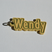 "Small ""Wendy"" 3D Printing 128244"