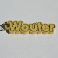 "Small ""Wouter"" 3D Printing 128247"
