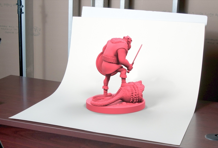 VIKTOR THE KING 3D Print 128359