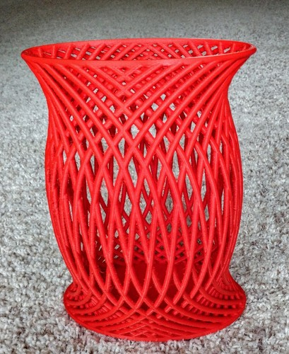 BasketWeave1 3D Printing 128466