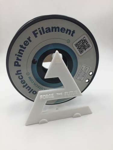 3D Solutech filament spool holder 3D Print 128531