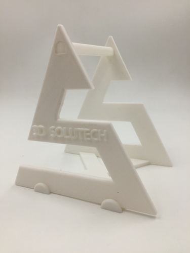 3D Solutech filament spool holder 3D Print 128533