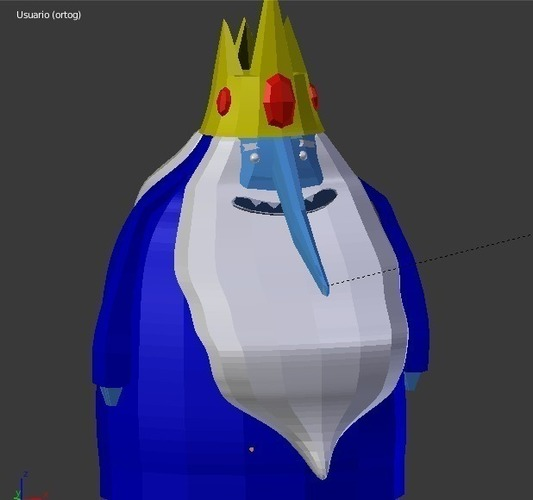 Ice king twin 3D Print 128702