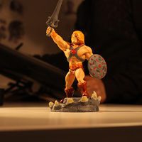 Small he man 3D Printing 128721
