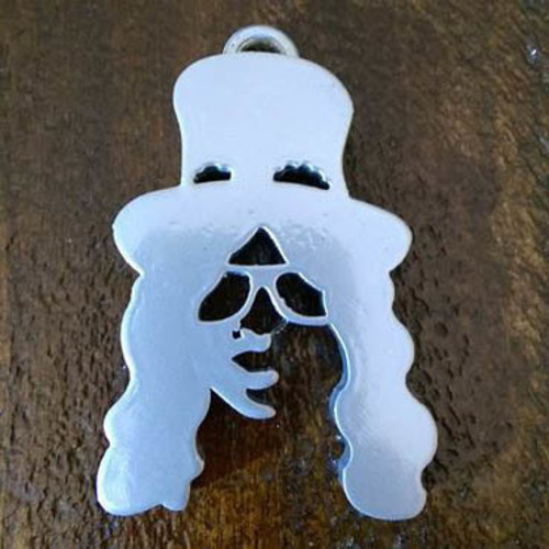 Slash Necklace - Guns and Roses 3D Print 128832