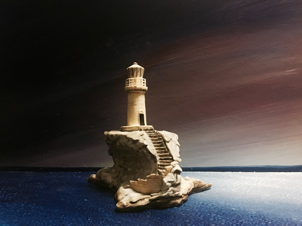 Medium Tourlitis Lighthouse 3D Printing 128882