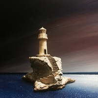 Small Tourlitis Lighthouse 3D Printing 128882