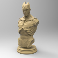 Small dracul demon 3D Printing 128896