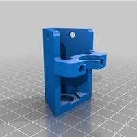 Small Folgertech i3 x carriage conversion to openbuilds style Remix 3D Printing 129080