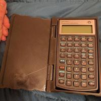 Small Hp financial calculator case 3D Printing 129108