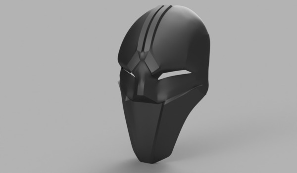 Medium Kotor Sith Mask Star Wars 3D Printing 129157